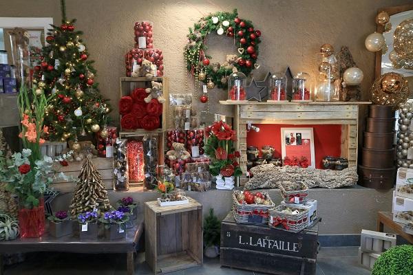Magasin A nos racines décoration de Noël